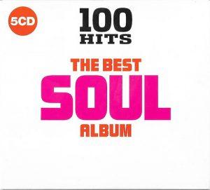 100 Hits The Best Soul Album - Various Artists 5x CD set (Demon)