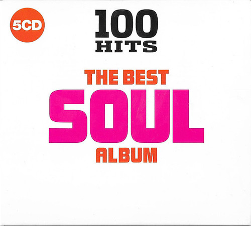 100 Hits The Best Soul Album - Various Artists 5x CD set (Demon)