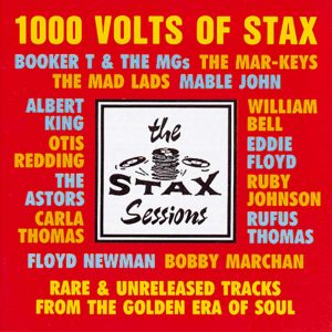 1000 Volts Of Stax - Various Artists CD (Stax)