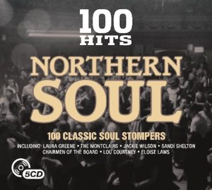 100 Hits Northern Soul 5CD