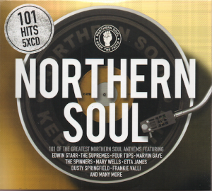 101 Northern Soul - Various Artists 5x CD set (Spectrum)