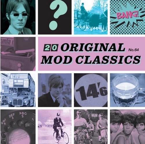 20 Original Mod Classics CD-0