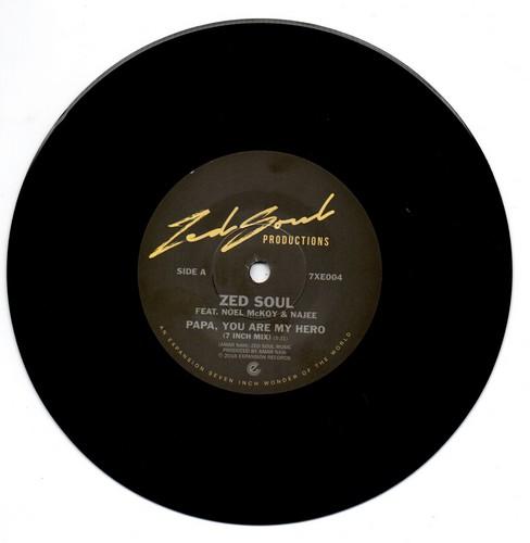 Zed Soul Feat Noel McKoy & Najee - Papa You Are My Hero 45