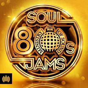 80s Soul Jams - Ministry Of Sound 3x CD