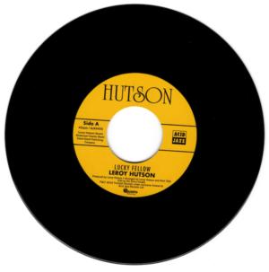 "Leroy Hutson - Lucky Fellow / Don't It Make You Feel Good 45 (Acid Jazz) 7"" Vinyl"