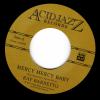 """Ray Barretto - Mercy Mercy Baby / (Instrumental) 45 (Acid Jazz) 7"""" Vinyl"""