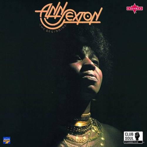 Ann Sexton - The Beginning LP Vinyl (Charly)