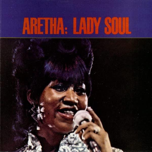 ARETHA FRANKLIN LADY SOUL CD
