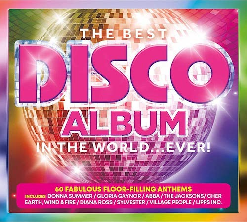The Best Disco Album In The World…Ever! - Various Artists 3X CD (Spectrum)