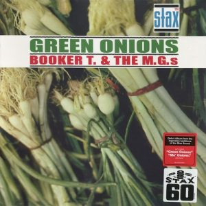 Booker T & The MGs - Green Onions LP Vinyl (Rhino)