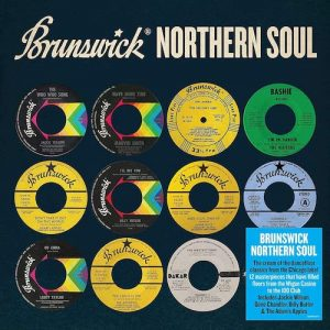 Brunswick Northern Soul - Various Artists LP Vinyl (Demon)