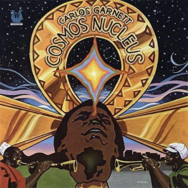 Carlos Garnett - Cosmos Nucleus CD (Soul Brother)
