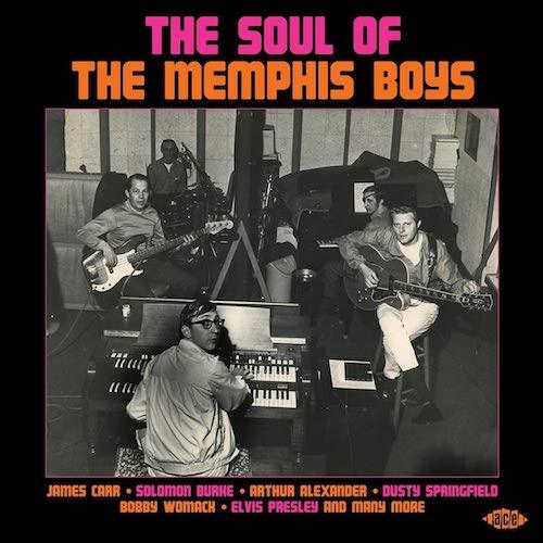 CDCHD1572 SOUL OF THE MEMPHIS BOYS