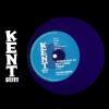 "Maxine Brown - I Wonder What My Baby's Doing Tonight / Chuck Jackson - Two Stupid Feet 45 (Kent) 7"" Vinyl"