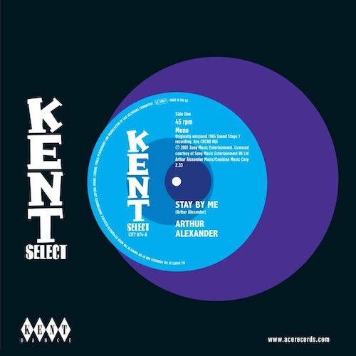 "Arthur Alexander - Stay By Me / Me And Mine 45 (Kent) 7"" Vinyl"