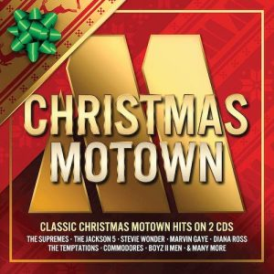Christmas Motown - Classic Christmas Motown Hits - Various Artists 2X CD (Spectrum)