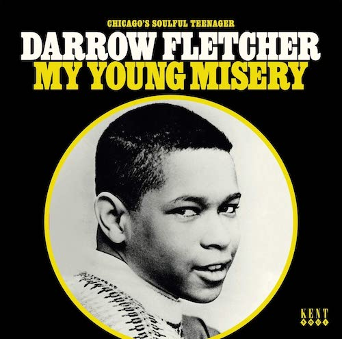 DARROW FLETCHER MY YOUNG MISERY LP KEND520