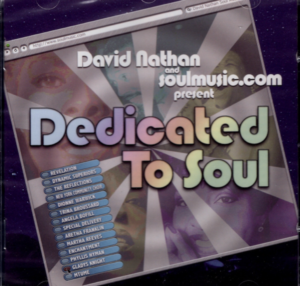 Dedicated To Soul- Various Artists CD (Expansion)