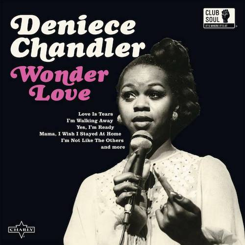 Deniece Chandler - Wonder Love LP Vinyl (Charly)
