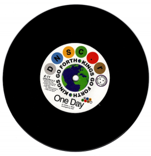 """Kings Go Forth - One Day / Willie Tee - First Taste Of Hurt 45 (Deptford Northern Soul Club) 7"""" Vinyl"""
