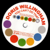 "Doris Willingham - You Can't Do That / Pat Hervey & Tiaras - Can't Get You Out of My Mind 45 (Deptford Northern Soul Club) 7"" Vinyl"