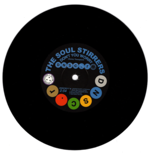 """Soul Stirrers - Don't You Worry / Spinners - Memories Of Her Love Keep Haunting Me 45 (Deptford Northern Soul Club) 7"""" Vinyl"""