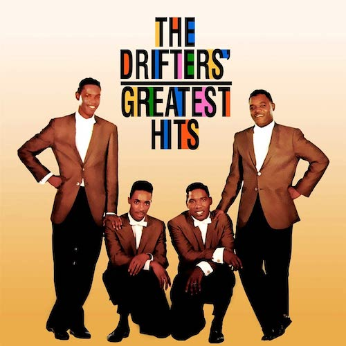 The Drifters - Greatest Hits CD (Hallmark)