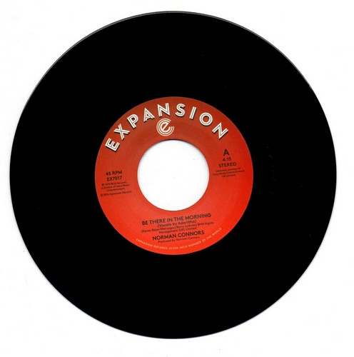 """Norman Connors - Be There In The Morning / I Don't Need Nobody Else 45 (Expansion) 7"""" Vinyl"""