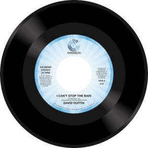 "David Ruffin - I Can't Stop The Rain / Questions 45 (Expansion) 7"" Vinyl"