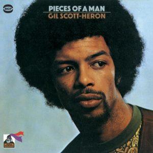 Gil Scott-Heron - Pieces Of A Man LP (BGP)
