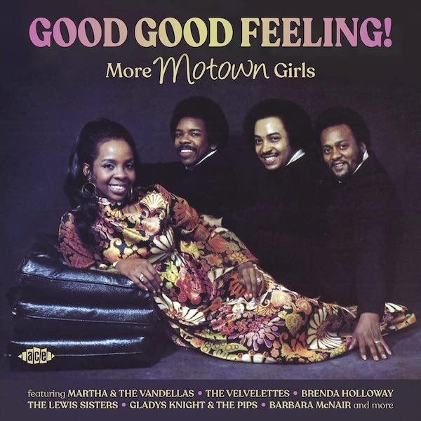 Good Good Feeling! - More Motown Girls - Various Artists CD (Ace)