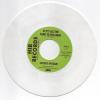 """Luther Ingram - If It's All The Same To You Babe / Exus Trek WHITE VINYL 45 (Inferno) 7"""" Vinyl"""
