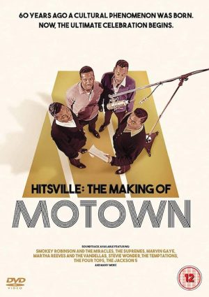 Hitsville - The Making Of Motown DVD