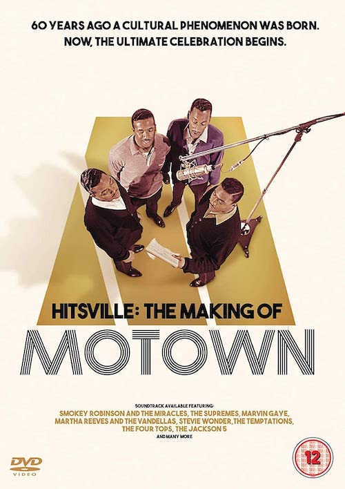 Hitsville - The Making Of Motown DVD