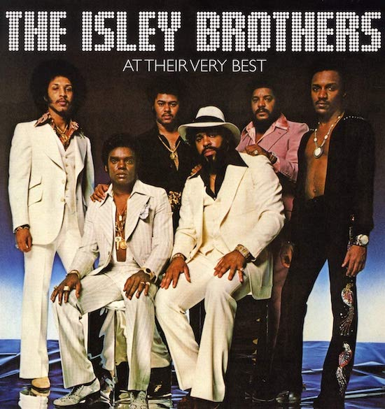 Isley Brothers - At Their Very Best 2X LP Vinyl (United Souls)
