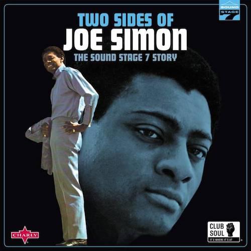 Joe Simon - Two Sides Of Joe Simon - The Sound Stage 7 Story LP Vinyl (Charly)