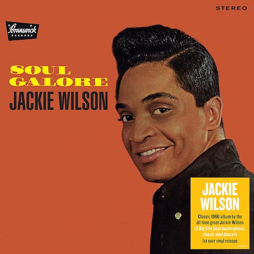 Jackie Wilson - Soul Galore LP Vinyl (Demon)