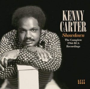 Kenny Carter - Showdown - The Complete 1966 RCA Recordings CD (Kent)