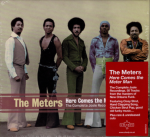 Meters - Here Comes The Meter Man - The Complete Josie Recordings 1968-1970 2x CD (Charly)