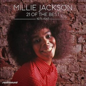 Millie Jackson - 21 Of The Best CD (Southbound)