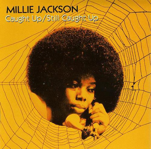 MILLIE JACKSON CAUGHT STILL CAUGHT CD
