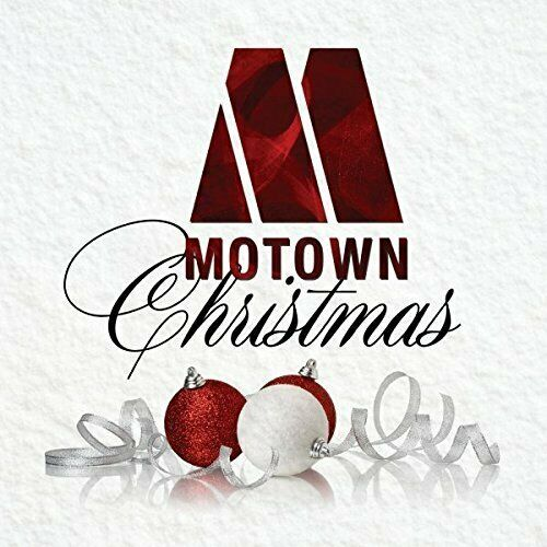 Motown Christmas – Various Artists CD (Motown)