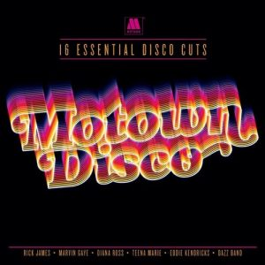 Motown Disco 16 Essential Disco Cuts - Various Artists CD (Spectrum)