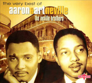 Aaron & Art Neville - The Very Best Of The Neville Brothers CD (Charly)