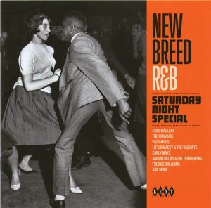 NEW BREED R&B SATURDAY NIGHT SPECIAL CD (KENT)