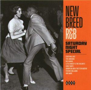 NEW BREED R&B SATURDAY NIGHT SPECIAL CD (KENT)