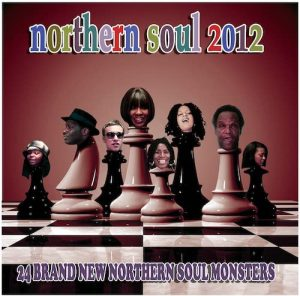 Northern Soul 2012 - 24 Brand Northern Soul Monsters - Various Artists CD (Centre City)