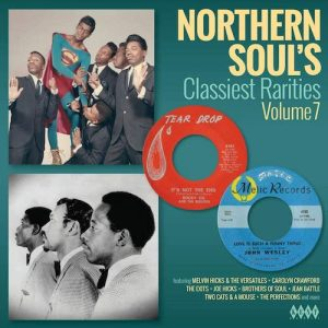Northern Soul's Classiest Rarities Volume 7 - Various Artists CD (Kent)