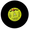 """Sidney Barnes - You'll Always Be In Style / I Hurt On The Other Side DEMO 45 (Outta Sight) 7"""" Vinyl"""