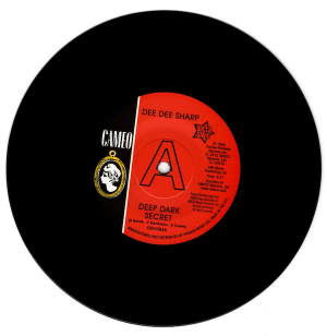 "Dee Dee Sharp - Deep Dark Secret / Good DEMO 45 (Outta Sight) 7"" Vinyl"